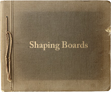 Shaping Boards