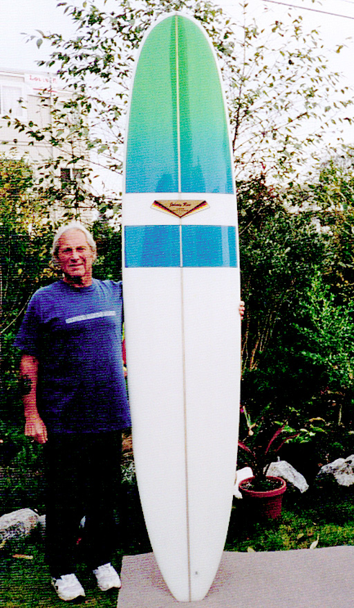 Johnny Rice Custom Surfboards Foam Boards